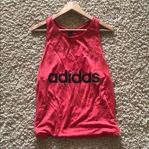 Adidas Pink Tank
